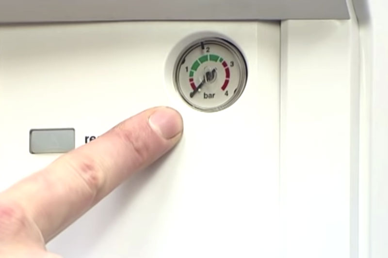 How to repressurise your heating system